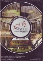 Marshall Street Disc Golf Champions 2005 (MSDGC 2005, DVD)