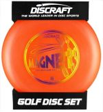 Discraft Disc Golf Set (Discraft Disc Golf Set, Standard)