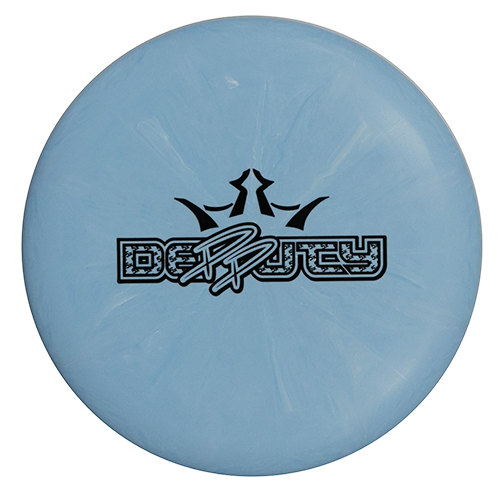 Dynamic Discs Paige Pierce Commemorative Prime Burst Deputy - $8.99