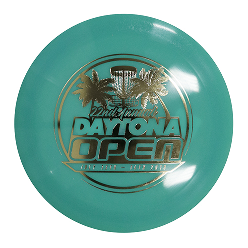 22nd Annual Daytona Open Champion Color Glo Shryke