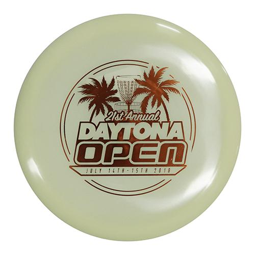 21st Annual Daytona Open Champion Color Glo Rhyno - $17.99