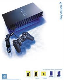 PS2, Poster Art