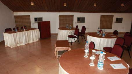 Lotus Eco Resort Konark Konark Conference Hall at Lotus Eco Resort Konark