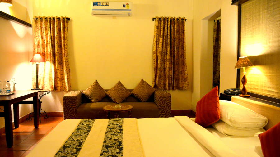 Kadkani Riverside Resorts, Coorg Coorg Deluxe Rooms- Cottage Kadkani Riverside Resort Coorg 7
