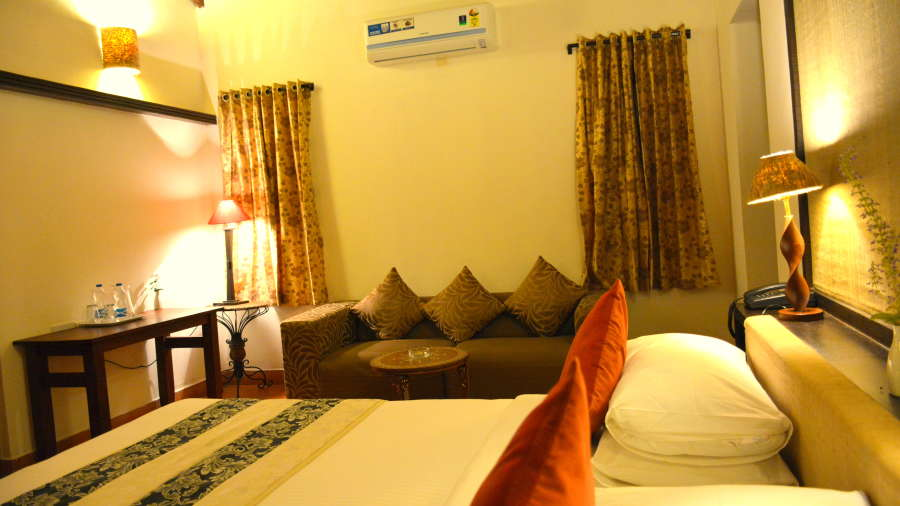 Kadkani Riverside Resorts, Coorg Coorg Deluxe Rooms- Cottage Kadkani Riverside Resort Coorg 8