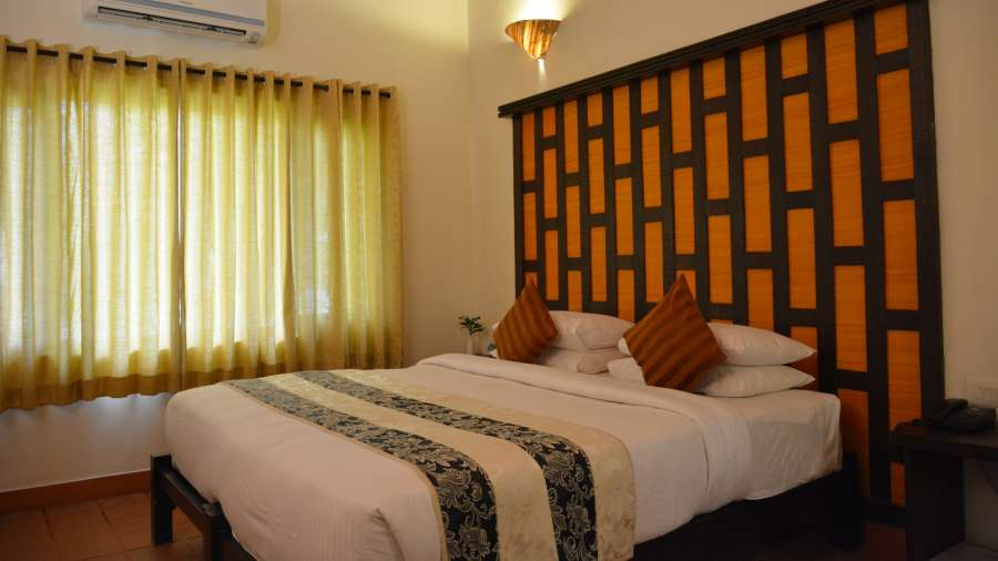 Kadkani Riverside Resorts, Coorg Coorg Deluxe Rooms- Cottage Kadkani Riverside Resort Coorg 5