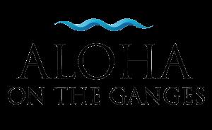 Aloha On the Ganges Rishikesh logo