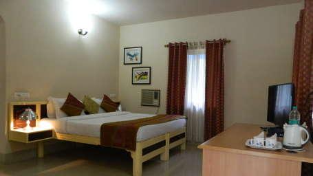 Fantasy Golf Resort Bangalore Deluxe Cottage at Fantasy Golf Resort Bangalore
