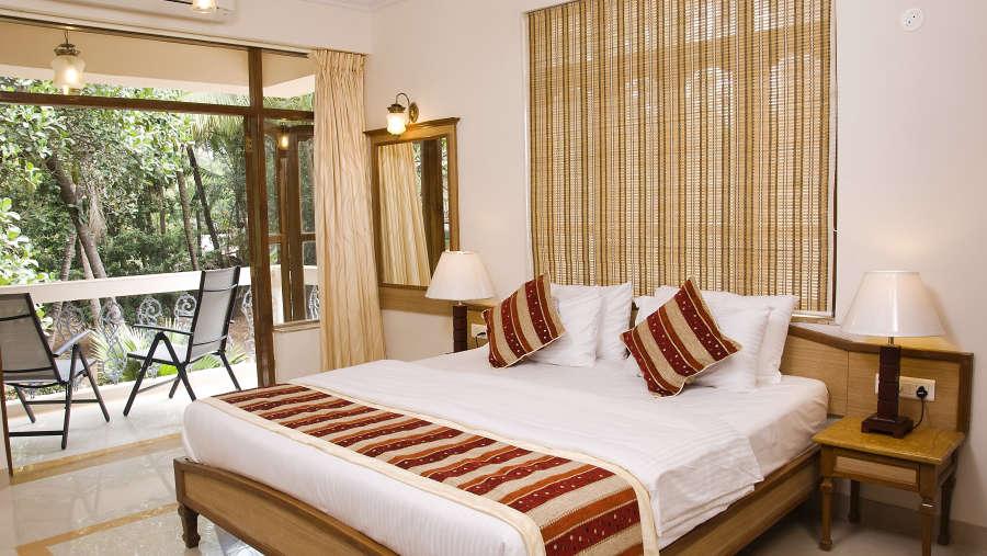 Ocean Palms Goa Palm Suite Room 1 Ocean Palms Hotel Goa
