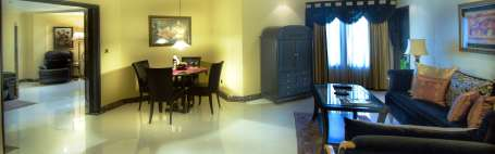 The Orchid - Five Star Ecotel Hotel Mumbai Presidential Suite Orchid Mumbai Hotel