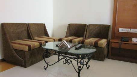 Hotel Summit, Ellisbridge, Ahmedabad Ahmedabad Suite Living Room Hotel Summit Ahmedabad