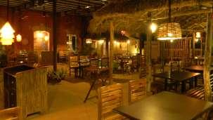Fort Mahodadhi Puri GAA Restaurant at Fort Mahodadhi Beach Hotel in Puri- A Puri Beach Hotel