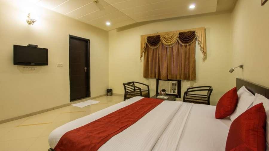 Hotel Ruby, Jaipur Jaipur Royal Delluxe Room Hotel Ruby Jaipur