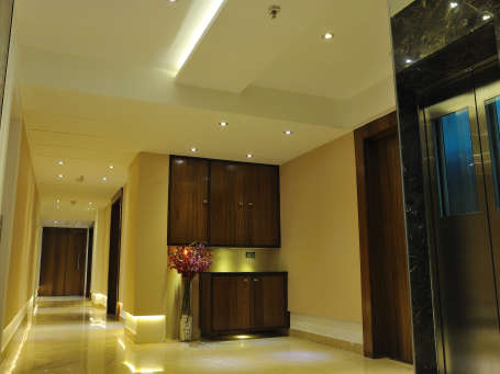 Hotel Niharika, Kolkata Kolkata Banquet Hall Corridor Hotel Niharika Kolkata