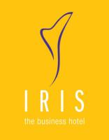 Iris Hotel Bangalore IRIS logo