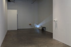 "Installation view, ""Directing Light onto Fist of Father"""
